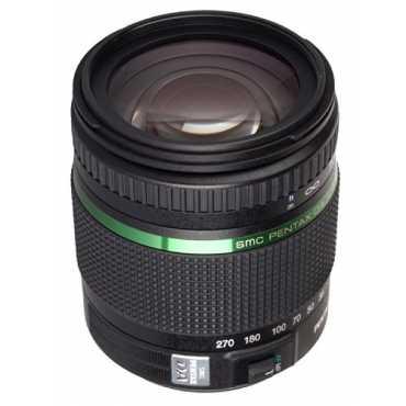 Pentax K-Mount SMC DA 18-270mm F/3.5-6.3ED SDM Telephoto Zoom Lens (For Pentax DSLR Camera) - Black
