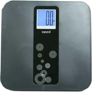 Venus ABS 3799 Digital Weighing Scale - Grey | Black
