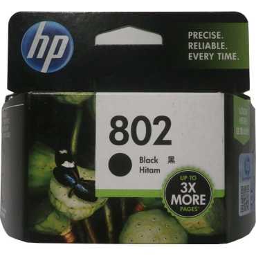HP CH563ZZ Black Ink Cartridge - Black
