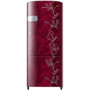 Samsung RR20A1Y1B6R 192 L 2 Star Direct Cool Single Door Refrigerator