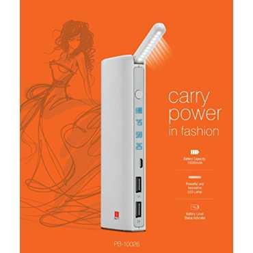 iBall PB-10026 10000mAh Power Bank - White