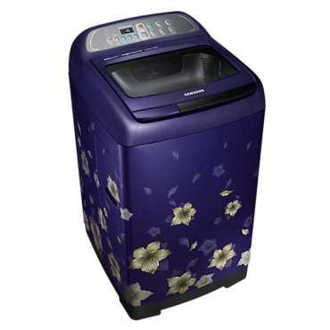 Samsung WA65M4010HL 6.5Kg  Fully Automatic Washing Machine (Starflower) - Blue