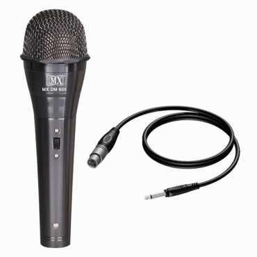 MX DM-605 Dynamic Microphone