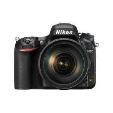 Nikon D750 DSLR Camera (AF-S 24-120mm VR Kit Lens)