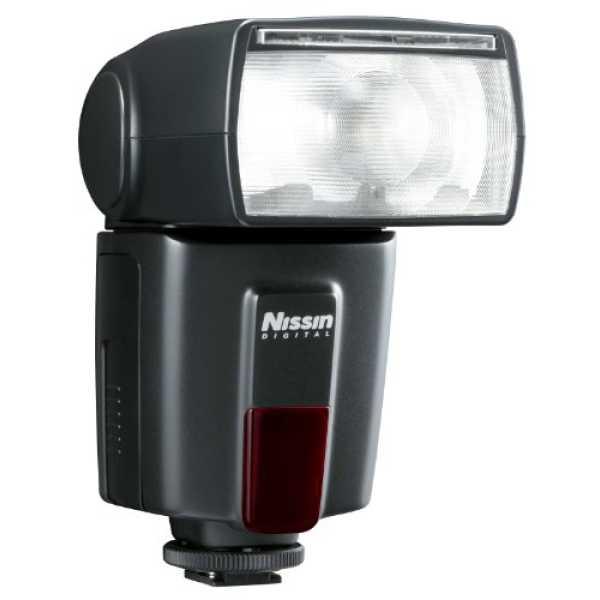 Nissin 600N Digital Di600 Flash (For Nikon I-TTL)
