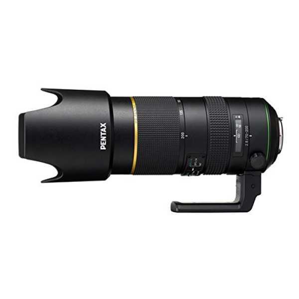Pentax HD-D FA 70-200mm f2.8ED DC AW Telephoto-Zoom Lens