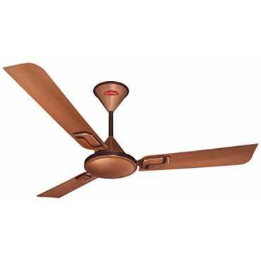 Khaitan Zedd 3 Blade (1200mm) Ceiling Fan - Brown