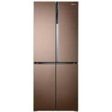 Samsung RF50K5910DP 594 L 4 Star Inverter Frost Free French Door Refrigerator