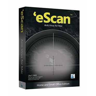 eScan AntiVirus for Mac 1 User 2 Years