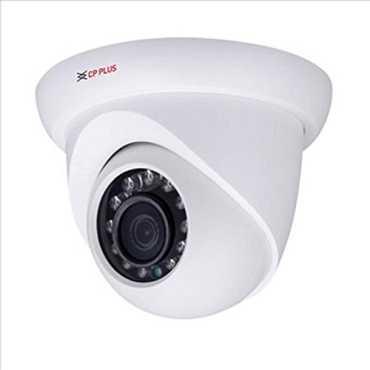 CP PLUS CP-UNC-DA21L3 2MP Full HD IR Dome Camera - White