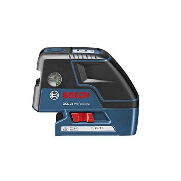 Bosch GCL 25 Professional Line Laser - Blue