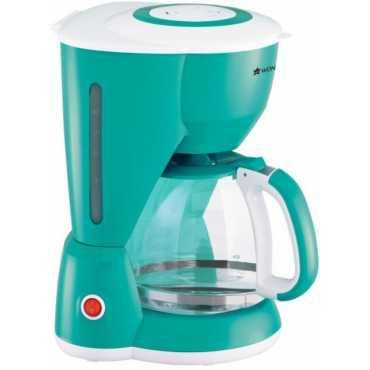 Wonderchef Regalia 1.4 Litre Coffee Maker - Brown | Green