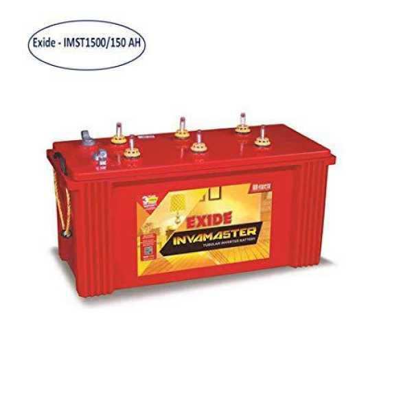 Luminous Exide Invamaster IMST1500 Battery