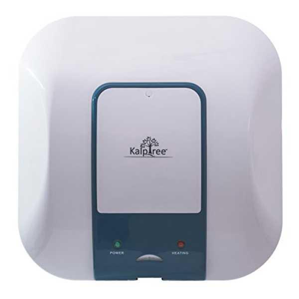 Kalptree KT-SAP-15 15Ltrs Storage Water Geyser - White