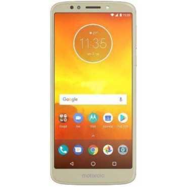 Motorola Moto E5 - Grey | Gold