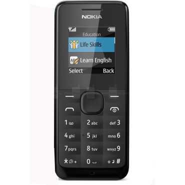 Nokia 105 Dual SIM - Black