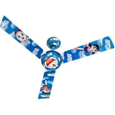 Usha Doraemon Copter 3 Blade (1200mm) Ceiling Fan - Blue