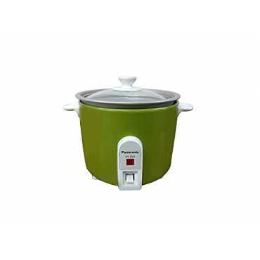 Panasonic SR-03NA 0.3 Litres Electric Rice Cooker - Green
