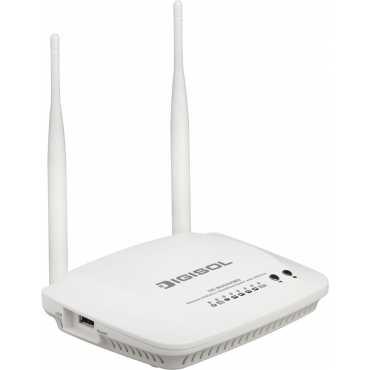 Digisol DG-BG4300NU 300Mbps Wireless Router - White