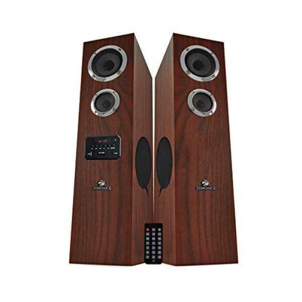 Zebronics Bt6000 Rucf 2.0 Multimedia Speaker