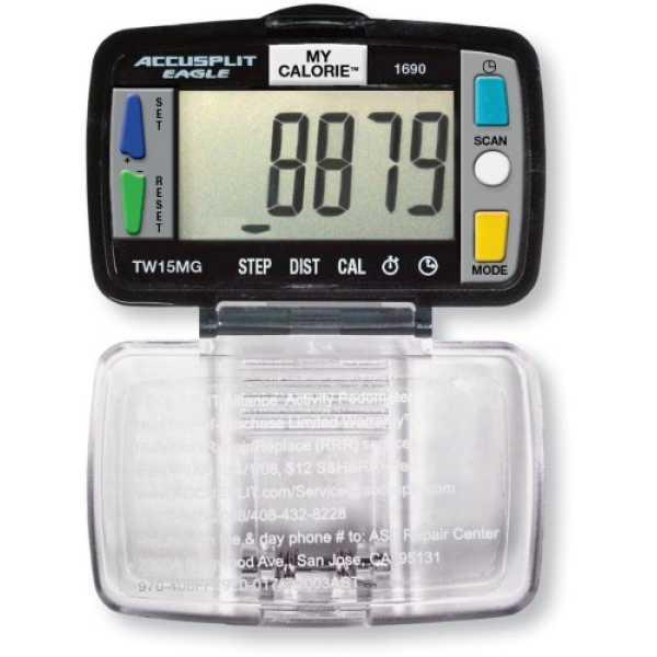 Accusplit AE1690 Eagle Pedometer Step Counter