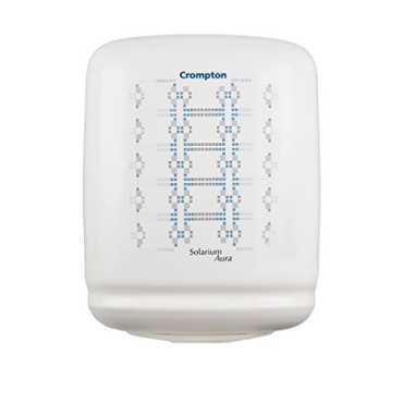 Crompton Greaves Solarium Aura ASWH1315 15 Litres Storage Water Geyser - White