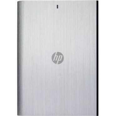 HP (K6A93AAUUF) 1 TB External Hard Disk - Silver