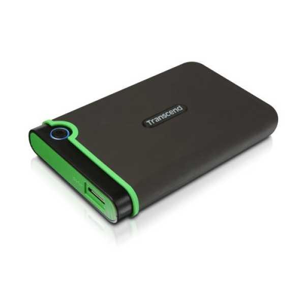 Transcend StoreJet 25M3 2 5 inch 2 TB External Hard Disk