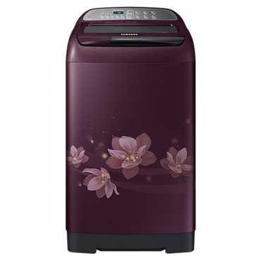 Samsung WA70M4020HP 7Kg Fully Automatic Washing Machine Mangolia Plum