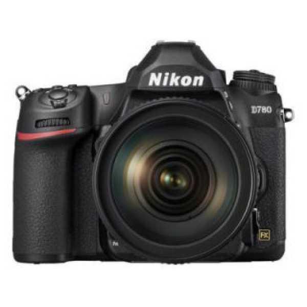 Nikon D780 DSLR Camera (AF-S 24-120mm VR Kit Lens)