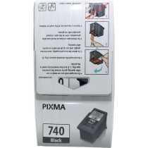 Canon PG 740 Bk Black Ink Cartridge
