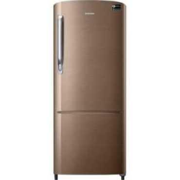 Samsung RR22R373YDU 212 L 4 Star Inverter Direct Cool Single Door Refrigerator