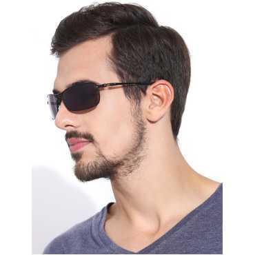 Crosshair 2.0 Men Rectangle Sunglasses 0OO4044