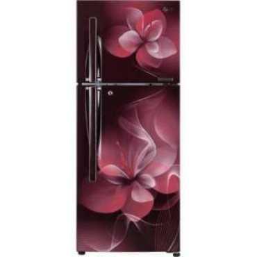 LG GL-T292RSDU 260 L 3 Star Inverter Frost Free Double Door Refrigerator