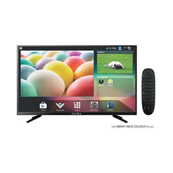 Daiwa D42C4S 40 Inch Smart Full HD LED TV With Web Cruiser Remote