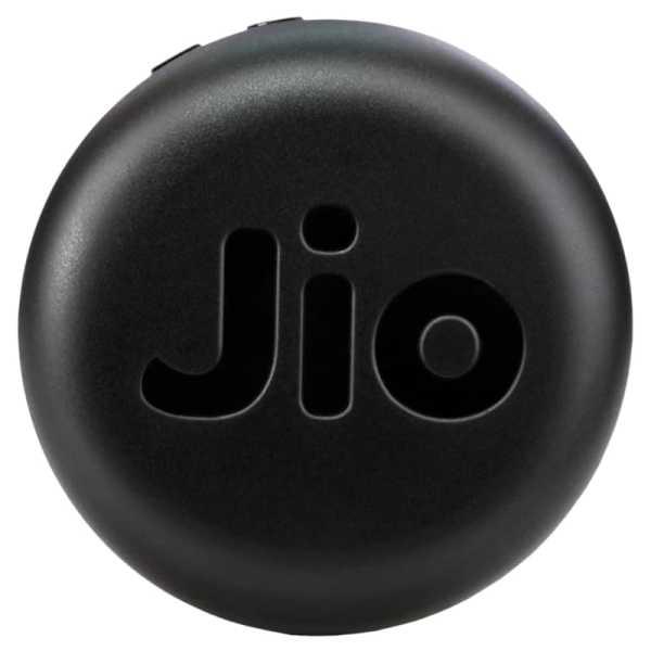 Reliance JioFi (JMR815) 4G Wi-Fi Router - Black