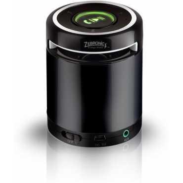 Zebronics BT012 Bluetooth Speaker - Black
