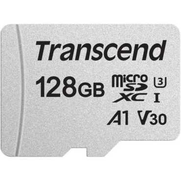 Transcend 300S 128GB MicroSDHC Class 10 (95MB/s) Memory Card