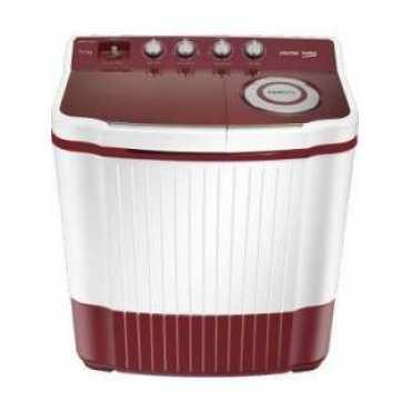 Voltas 8 5 Kg Semi Automatic Top Load Washing Machine WTT85RT
