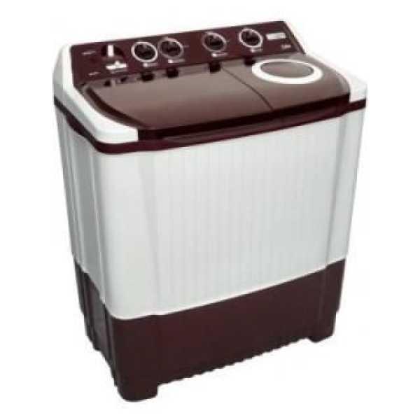 GEM 7.5 Kg Semi Automatic Top Load Washing Machine (GWM-95BR)