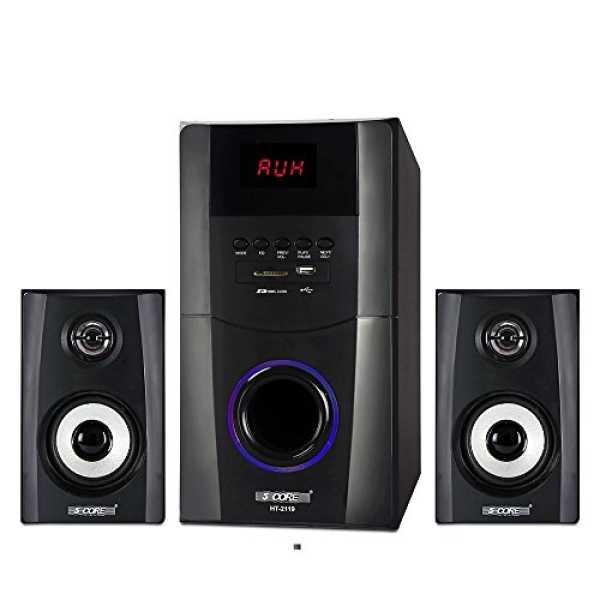 5core HT-2119 Multimedia Speaker System - Black