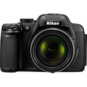 Nikon Coolpix P520 Digital Camera - Black