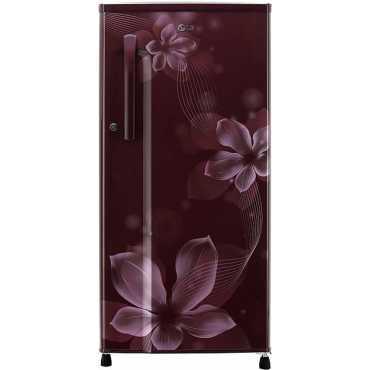 LG GL-B191KSOX 188 L 5 Star Inverter Direct Cool Single Door Refrigerator Orchid