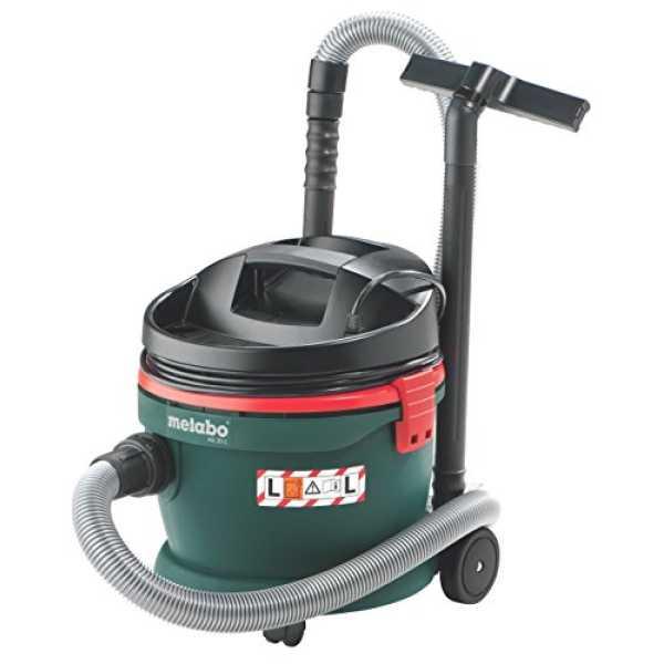 Metabo AS 20 L Vacuum Cleaner - Green