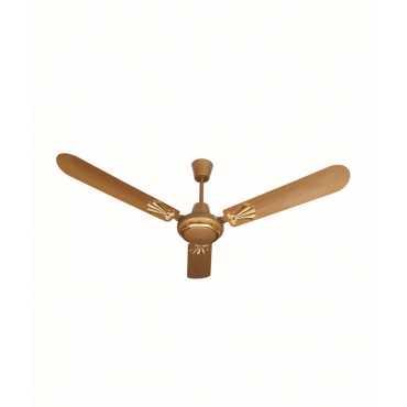 Daspass Cinderella 3 Blade (1200mm) Ceiling Fan - Brown