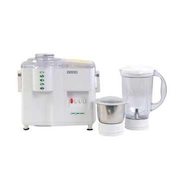 Usha Classic 3442 450W Juicer Mixer Grinder - White