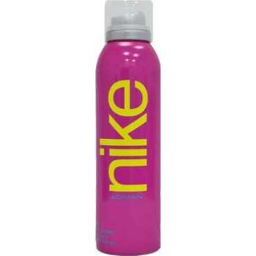 Nike Woman Eau De Toilette Deo (Pink) - Pink