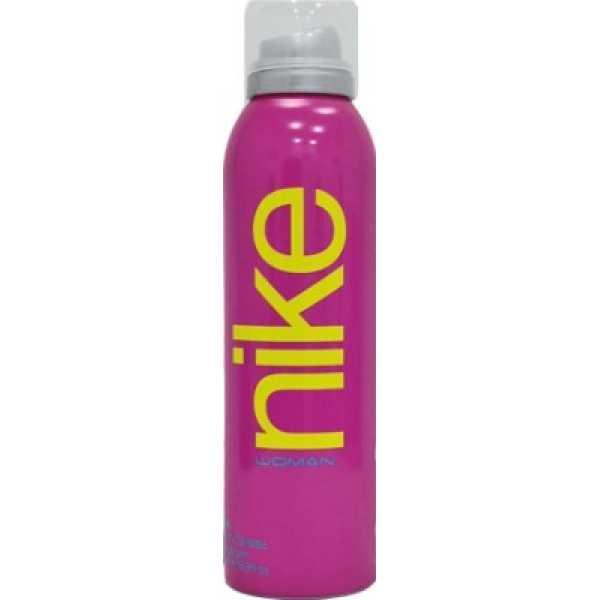 Nike Woman Eau De Toilette Deo Pink