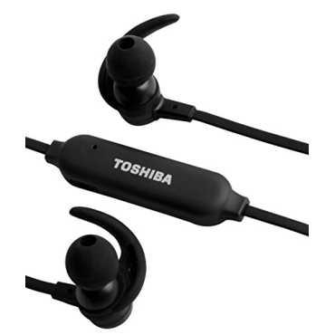 Toshiba RZE-BT31E(K) In the Ear Wireless Neckband Headphones - White | Blue | Black