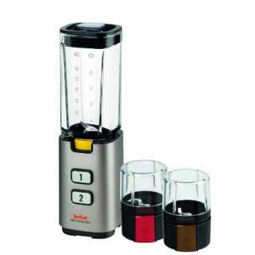 Tefal BL142A42 Fruit Sensation Blender (2 Jars) - Silver